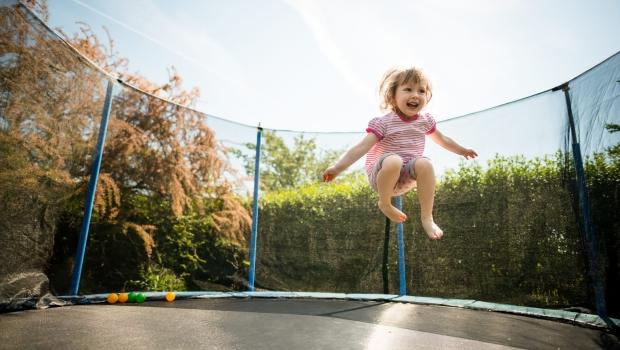 Trampolin für Kinder – darauf ist zu achten